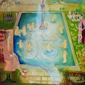 Rose Catling FOUNTAIN OF YOUTH I